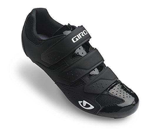 Giro Techne Rennrad Fahrrad Schuhe Schwarz 2019: Größe: 49