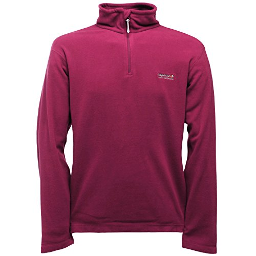 Regatta Thompson, Herren-Sweatshirt aus Fleece rot - rot