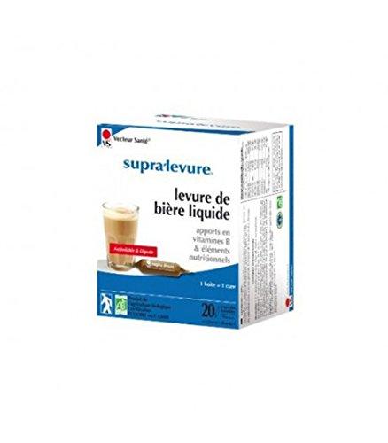 Vecteur Santé - Supra'levure Bio