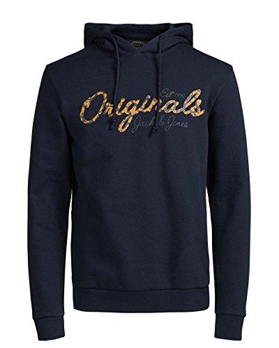 173427960f4d6e Jack   Jones Herren Hoodie Kapuzenpullover Sweatshirt (M