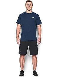 Under Armour Ua Tech Ss Tee Herren Fitness - T-Shirts & Tanks, Blau Squadron, S