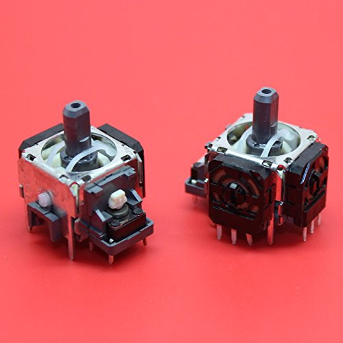 Generic One Pair 3D Controller Joystick Axis Analog Sensor Module Replacement For Xbox One For Ps4