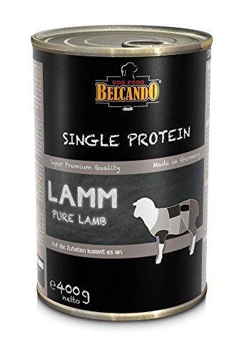 BELCANDO Single Protein Lamm 10 x 400g