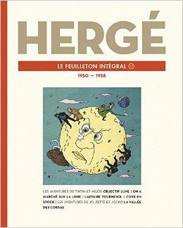Herg, le feuilleton 1950  1958 de Herg ,Jean-Marie Emps ,Philippe Mellot ( 4 novembre 2015 )