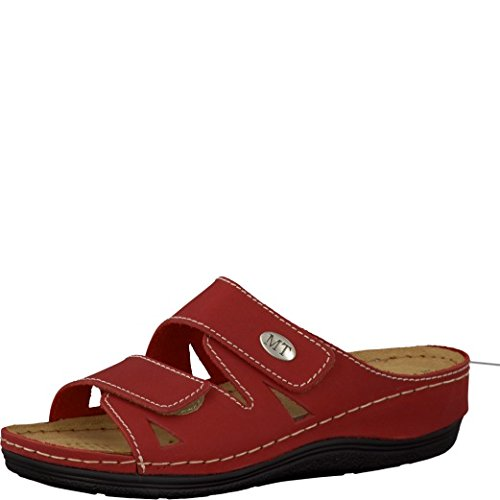 Marco Tozzi 2-2-27512-28-500, Mules pour Femme 500RED