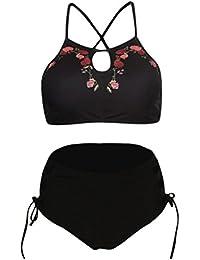 Amazon.es  traje surf mujer - Primavera Verano 2018  Ropa ed7c600171a