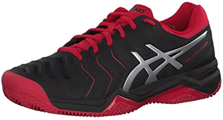 Asics Performance Zapatos de Tenis Hombre Negro 42 1/2  -