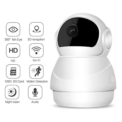 LLVV Babyphones Baby-Monitore 1080P Home Security WiFi Baby-Überwachungskamera Baby-security Monitor