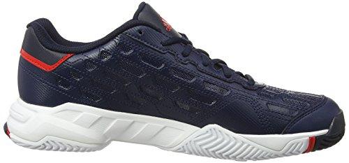 Corto collegiale Man Rosso Scarpe Blue Da Bianco S13 Vivido Adidas Tennis Barricade Ftwr Navy 2 5nxwp44Fq8