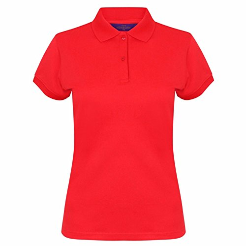 Henbury - Polo - Moderne - Femme red