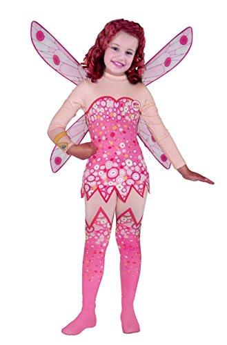 Ciao 11200 - Mia and me Costume Bambina, 5-7 Anni, Rosa
