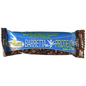 Barretta Proteica – Barretta Con Il 33% Di Proteine - Con Vitamine, Minerali E Aminoacidi – Ideale Nella Dieta Per Il… 1 spesavip
