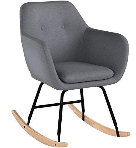 Sedia a dondolo AC Design Wendy
