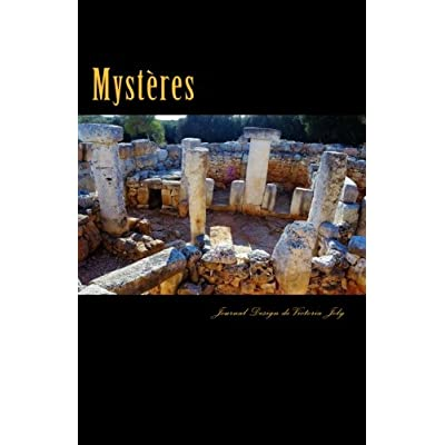 Mysteres: Journal/Carnet de Notes/Idees/Inspiration/Creativite/A retenir - Collection Mystere 5