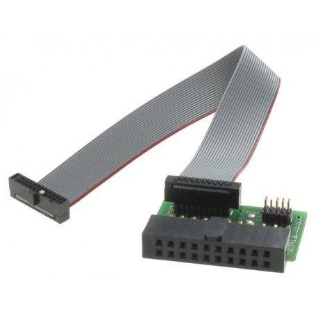 J-Link 19-Pin Cortex-M Adapter Segger Microcontroller vendu par SWATEE  ELECTRONICS