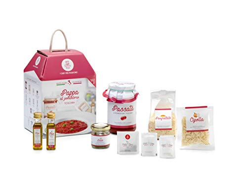PAPPA AL POMODORO TOSCANA My Cooking Box - Idea Regalo Natale
