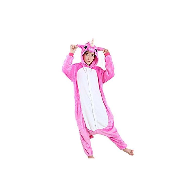 8c4cdafad4 Dulce Unicornio Pijama Felpa Trajes En general Ropa de dormir Ropa ...