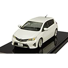 WITS 1/43 Toyota Auris 180G S package White Pearl Crystal Shine by Creek
