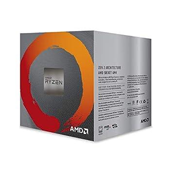 AMD Ryzen 5 3600X Processor (6C/12T, 35 MB Cache, 4.4 GHz Max Boost)