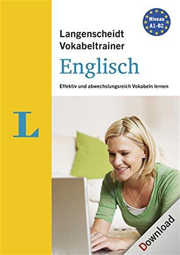 Langenscheidt Vokabeltrainer 7.0 Englisch [PC Download]
