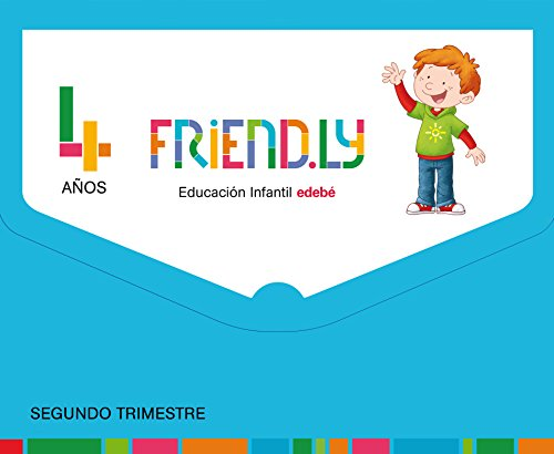 FRIENDLY 4 AÑOS SEGUNDO TRIMESTRE