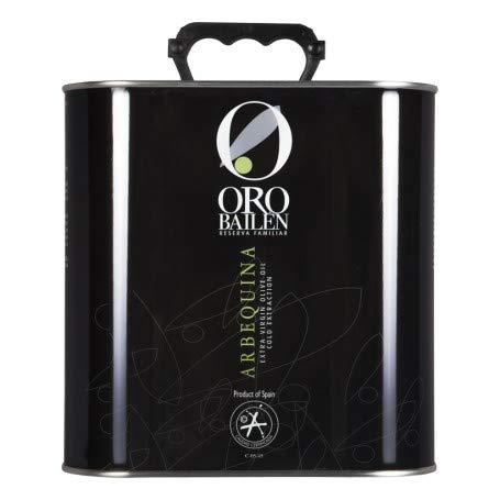 Oro Bailen Arbequina 2,5l - Spanisches Olivenöl extra vergine von Oliva Oliva Internet S.L.