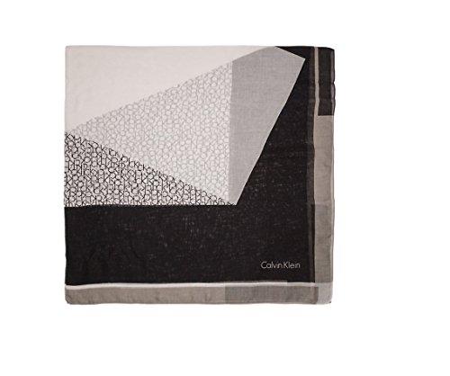 Calvin Klein New Joyce 2 Scarf White