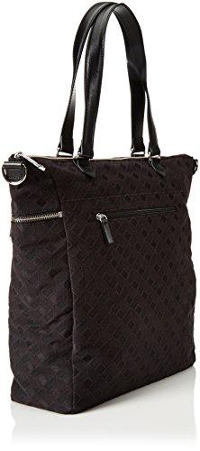 Kipling Luxestagious, Shopper Donna Nero (REF33W Diamond Black)