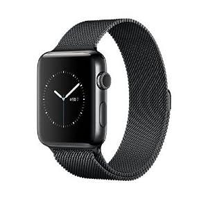 Apple Watch 2″ Milanaise Armband, Edelstahl