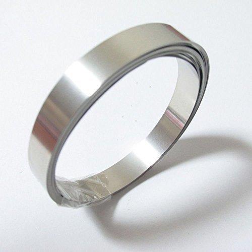 3M Nickel Platten Blattstreifen Band/Nickel-überzogenes Nickel Streifen Band für Batterie Schweißen 8x0.15mm -