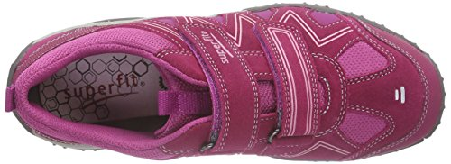 Superfit Sport4, Baskets Basses Fille Rose (masala Kombi 37)