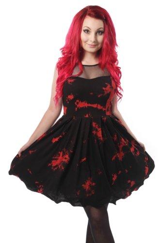 Industries poizen robe robe vERA Rouge - Rouge