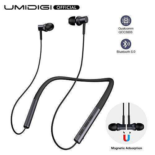 Cuffie Bluetooth 5.0 Auricolari Sport Magnetici