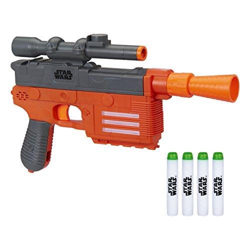 STAR WARS-Gioco Blaster Han Solo, e0287
