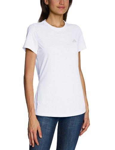 adidas Damen T-Shirt Prime Weiß