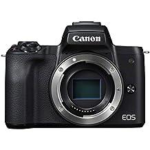 Canon EOS M50 Compact System Camera - Black