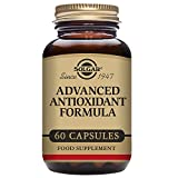 Best Antioxidants - Solgar Antioxidant Formula Vegetable Capsules - 60 Capsules Review
