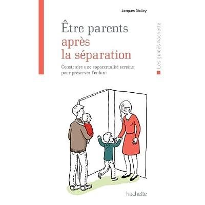 Etre parents après la séparation