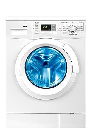 IFB 6.5 kg Fully-Automatic Front Loading Washing Machine (Senorita Aqua VX , White)