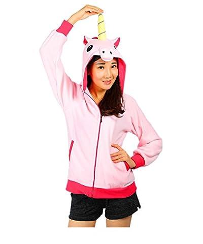 Costumes Fille Unicorn - Kenmont Enfants Adulte Unisexe Animal Costume Cosplay