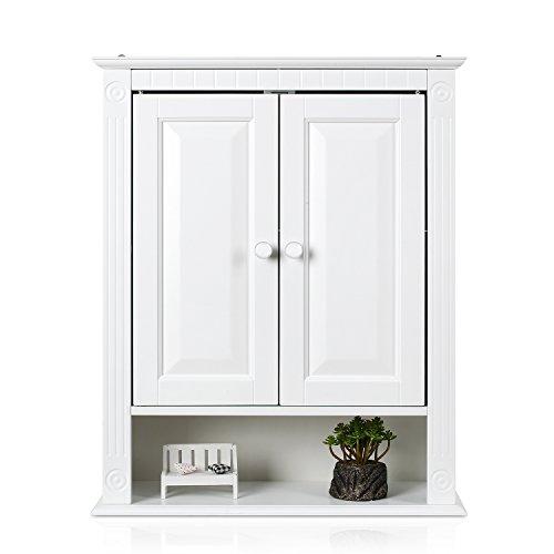 opiniones homfa casa de campo armarios para baos blanco estantes mdf cm