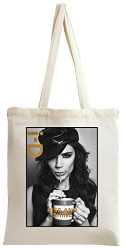 Victoria Beckham Fashion Cute Tote Bag