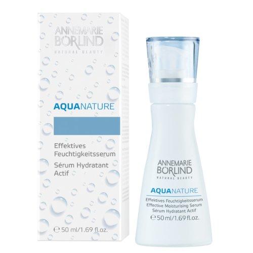 Annemarie Börlind Aquanature femme/women, Effective Moisturising Serum, 1er Pack (1 x 50 ml)