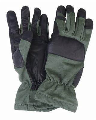 Aramid Action Gloves oliv