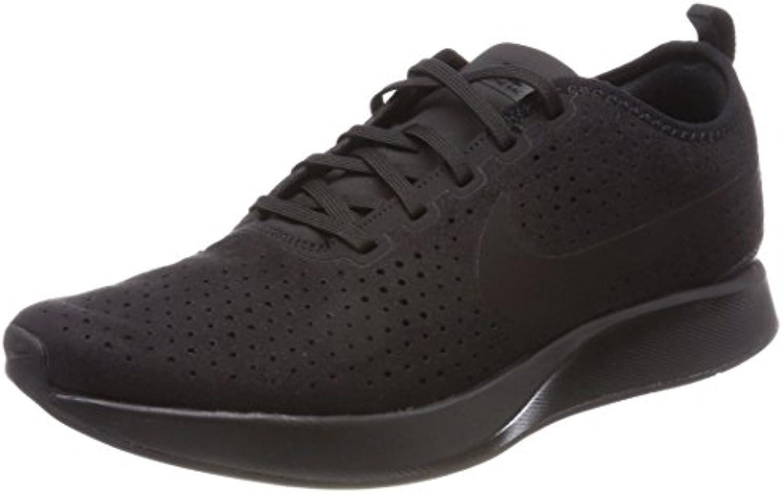 Nike Herren Dualtone Racer Prm Gymnastikschuhe  Nero Multicolore (Black Black Black 004)