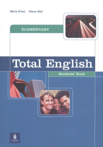 Total English: Elementary Student's Book by Ms Diane Hall (5-Apr-2005) Paperback