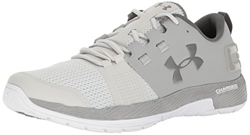 Under Armour Men's Glacier Grey/Grey Wolf/Rhino Grey Multisport Training Shoes