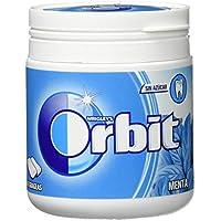 Orbit - Chicle Sin Azúcar con Sabor a Menta, 60 grágeas