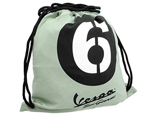 Original Mochila espalda Bolsa Vespa GTS 6days