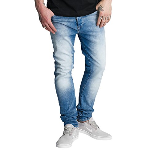 DEF Homme Jeans / Antifit Korbinian Bleu